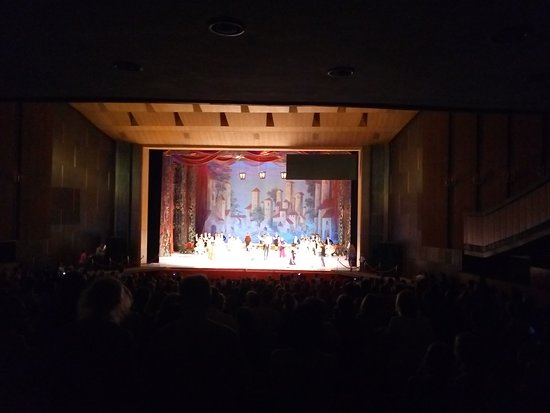 Dnepropetrovsk Opera and Ballet Theatre