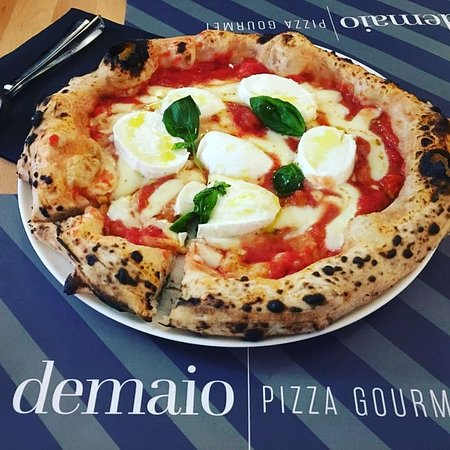Demaio Pizza Gourmet