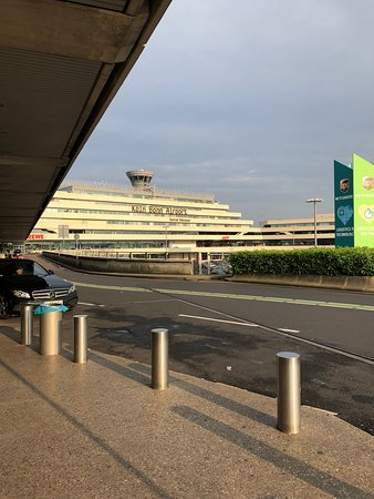 Eurowings: Aeroporto de Colônia