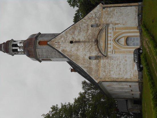Sangaste kirik: Sangaste kyrka.