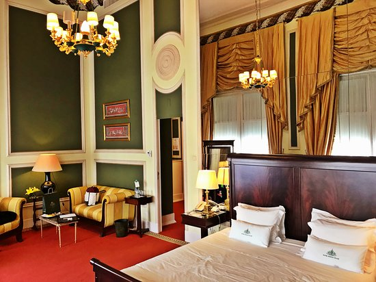 Hotel Avenida Palace: Presidential Suite of the Avenida Palace Hotel, Lisbon, Portugal by Jeremiah Christopher