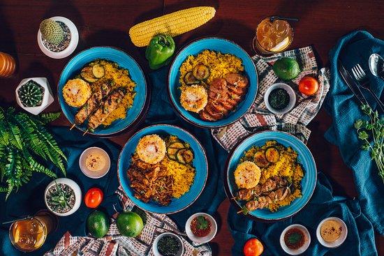 Alegria Cozinha Moderna & Sangria Bar: Lunch Bowls