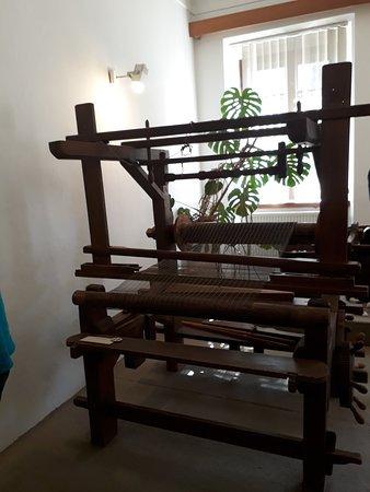 Handmade Paper Mill Velke Losiny: stroje na výrobu papíru