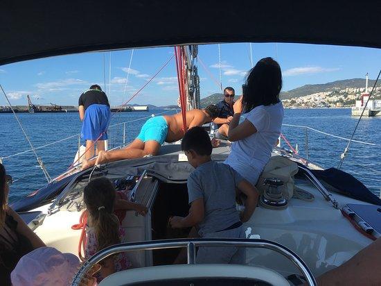 Discovery Aegean Sea Cruises: Start a Sailing Cruise from Kavala port