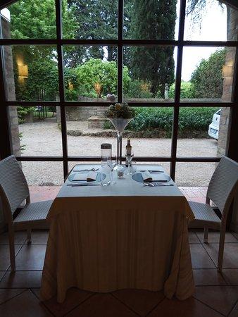 Hotel Parco dei Cavalieri: La sala