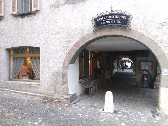 Coppet, سويسرا: outside