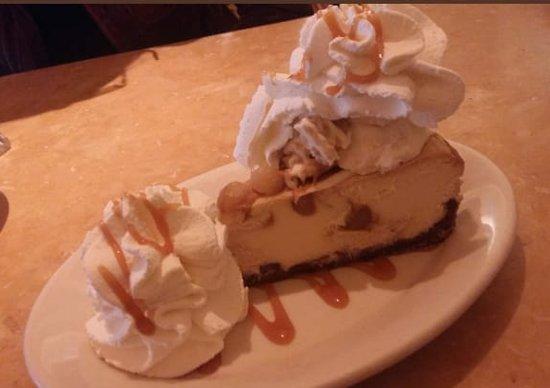 The Cheesecake Factory: O meu sabor escolhido