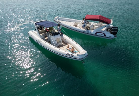 Rovinj day trips: spend a beautiful an fun day on our boat