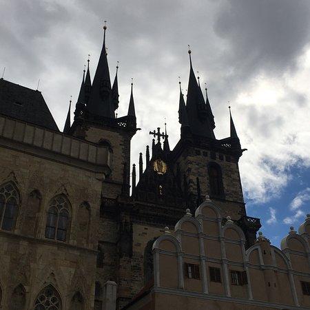 Bilde fra Praha