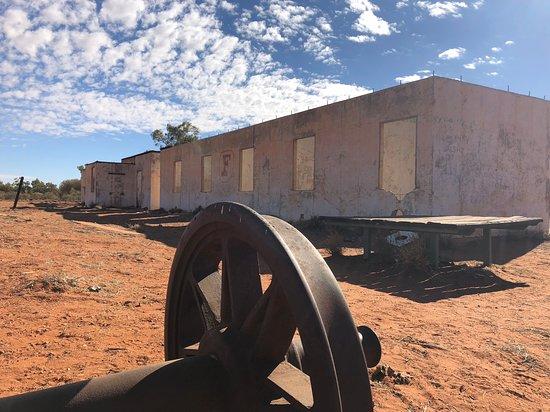 outback elite tours at rodinga