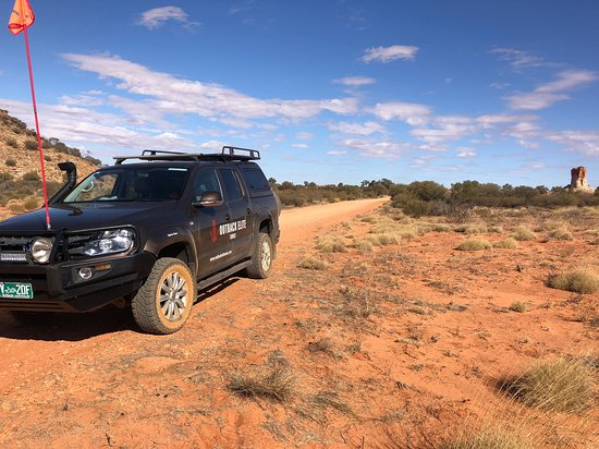 outback elite tours at chambers pillar