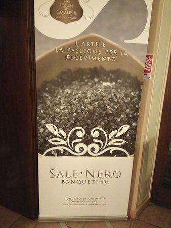 Petrignano d'Assisi, Italien: L'insegna del ristorante