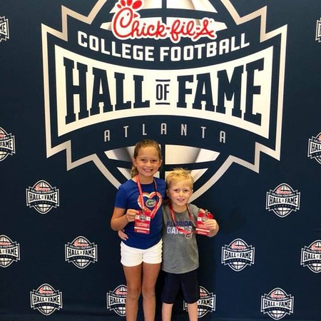 College Football Hall of Fame Φωτογραφία