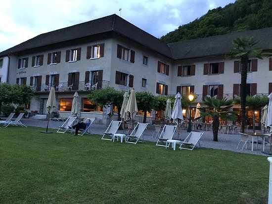 Hotel Les Grillons Image
