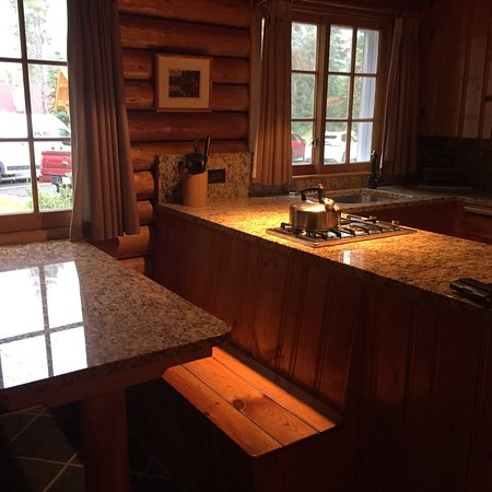 Our Heritage one bedroom cabin