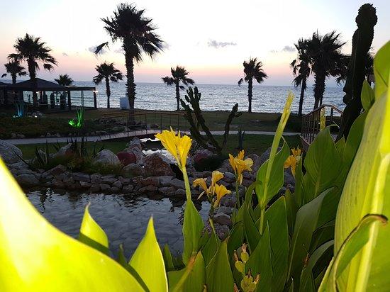All Senses Nautica Blue Exclusive Resort & Spa: Vue de l entree du restaurant
