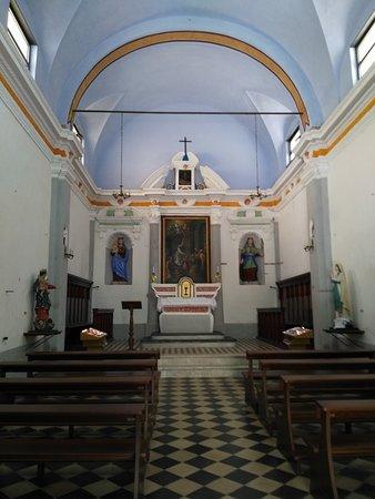 Oratorio dei Disciplinati di Santa Caterina: interno