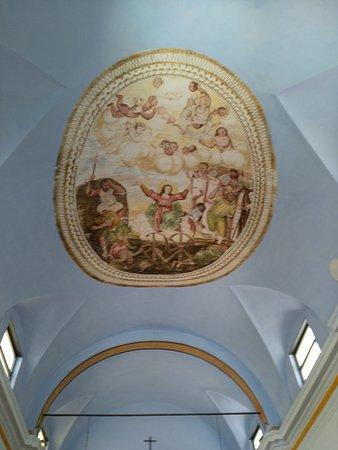 Oratorio dei Disciplinati di Santa Caterina: affresco