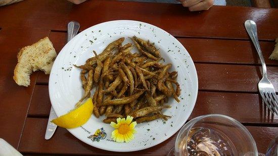 L'Assiette Saltoise: fritures