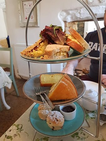 Smiths of Bourton: Afternoon Tea for 2 @ £24 total