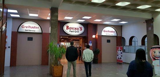 Bovinu's Fast Grill: entrada