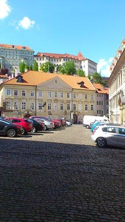 Praha, Tsjekkia: малая страна