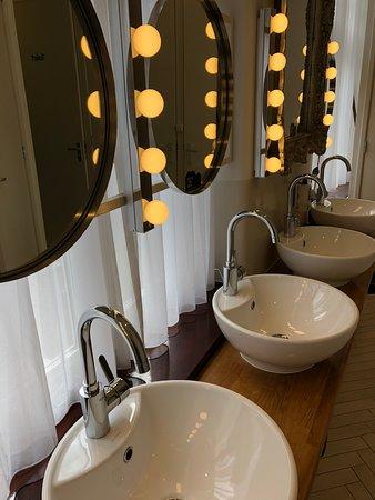 Bathroom Picture Of De Bedstee Boutique Capsules Amsterdam