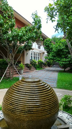 Nan Boutique Resort: A small and very cute place.