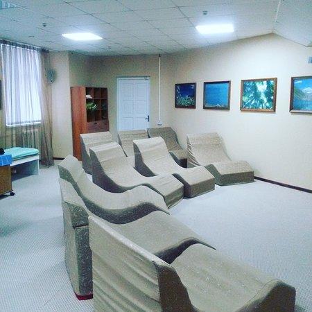 Zelenogorsk, Russland: Hostel Berezka