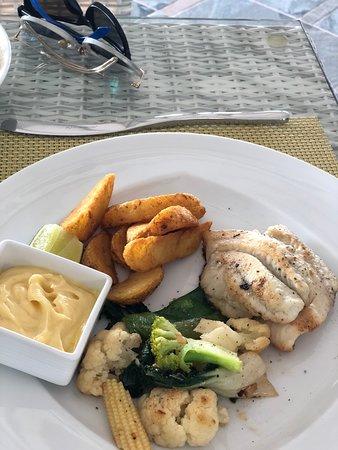 JA Manafaru: Catch of the day at Horizon Lounge