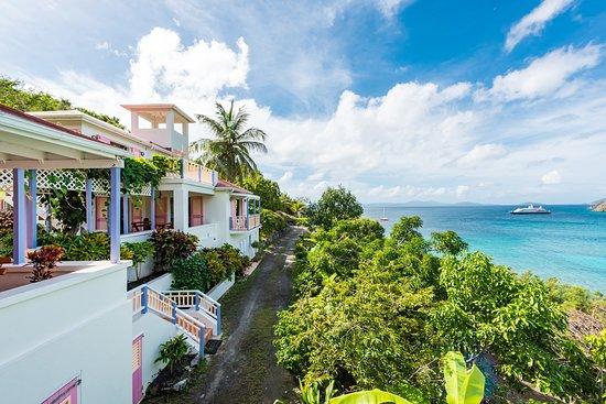 White Bay Villas & Seaside Cottages: Whte Bay Villas - Plantation Villa 4-bedrooms