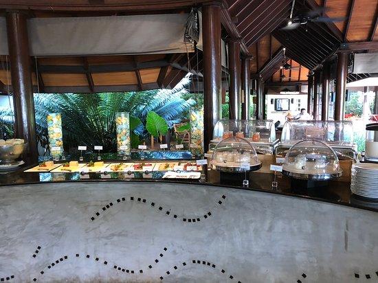 JA Manafaru: Breakfast Buffet