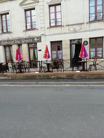 Couture-sur-Loir, Francia: Auberge du Poete