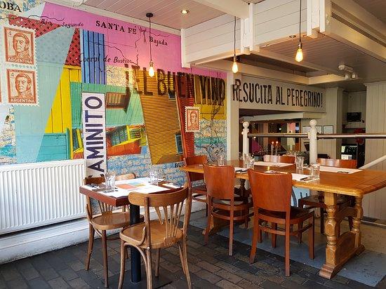 Moo Cantina - Pimlico: 餐廳一覽