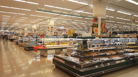 AEON MALL Miyazaki: 超級市場