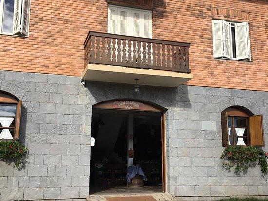 Casa do Tomate: faxada da loja