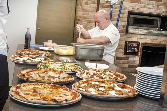 Blu Marino: Pizzeria