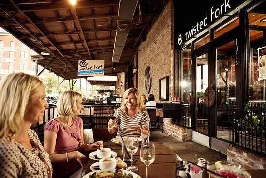 Twisted Fork Grill & Bar: Try Our Patio