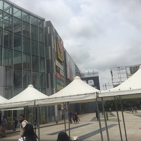 Phoenix Marketcity: Set of photos of the Mall - taken outside as well as inside