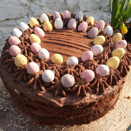 The Stable Yard: Easter Cake