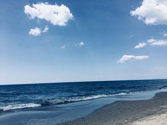 Le Dune Beach: Il mare