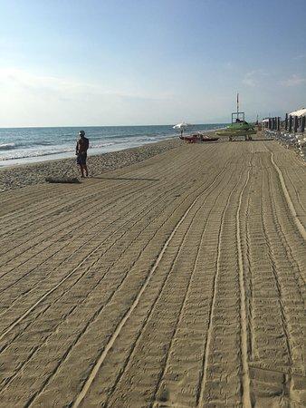 Le Dune Beach: Spiaggia