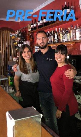 Bar El Bujio: PRE FERIA