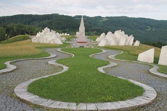 Kadinjača Memorial Complex