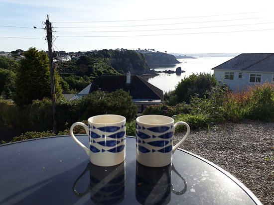Seaways Bed and Breakfast: Exceptional View