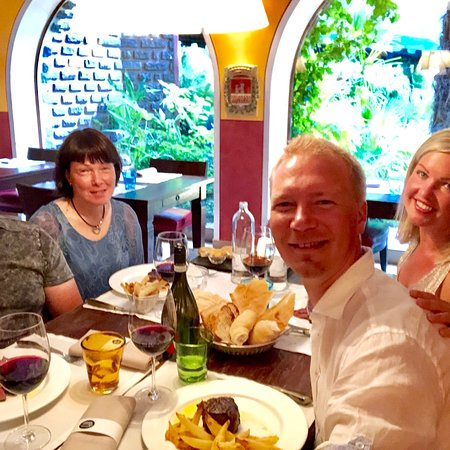 Hotel Villa Miravalle: We like Villa Mira Valle hotel, it's beatifull, clean, great location, good food and service😊😊