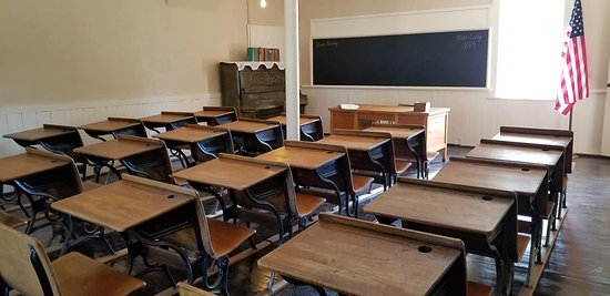 Fort Totten, ND: Classroom