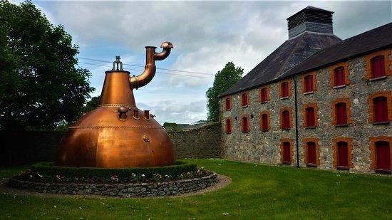 Jameson Distillery Midleton: Blick von außen