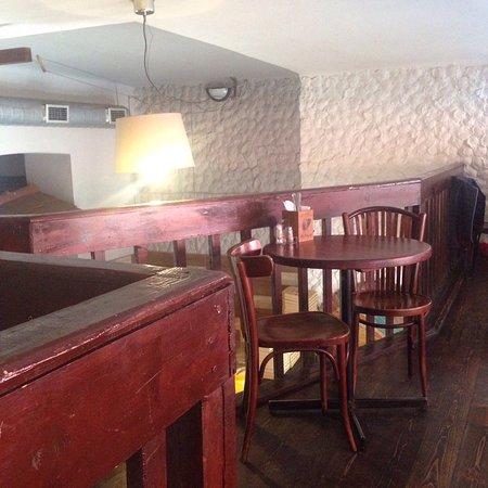 Interior - Picture of Pizza U Stare Pece, Prague - Tripadvisor