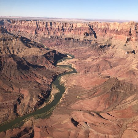 Фотография 45-minute Helicopter Flight Over the Grand Canyon from Tusayan, Arizona